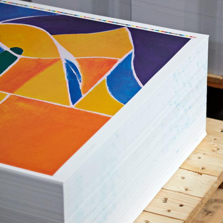 Transitions by Malin Gabriella Nordin Poster 59,4 x 84,1 cm von Hay