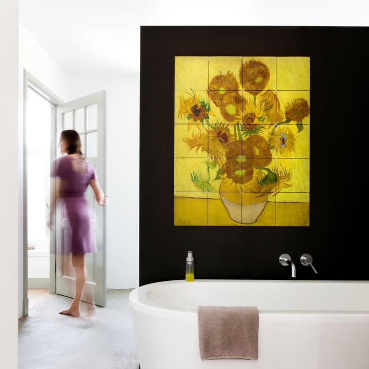 Sonnenblumen (Van Gogh) von IXXI
