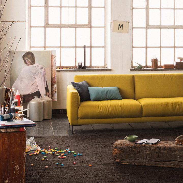 141 Sofa 3-Sitzer von freistil