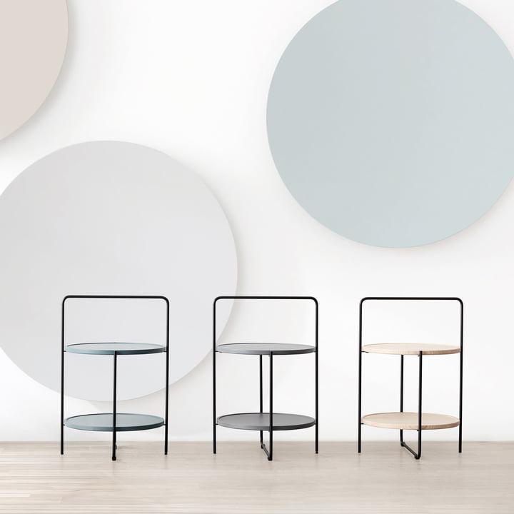 Der Andersen Furniture - Beistelltisch in drei Varianten