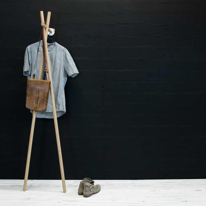 Die kommod - Lenah Garderobe mit Kleidung und Accessoires