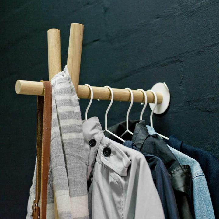 Die kommod - Lenah Garderobe im Detail