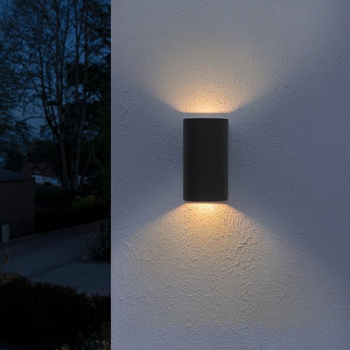 Endura Style UpDown LED Wandleuchte Outdoor von Osram