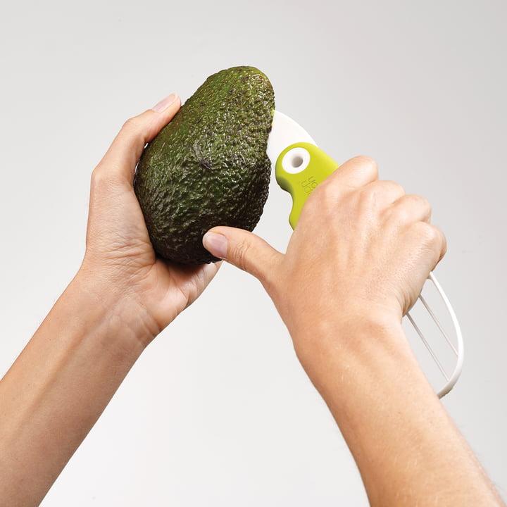 GoAvocado 3-in-1 Avocado Messer von Joseph Joseph