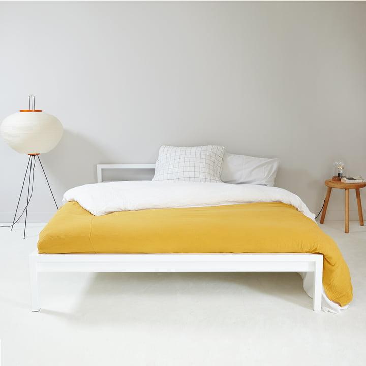 Hans Hansen - Pure Bett - weiß
