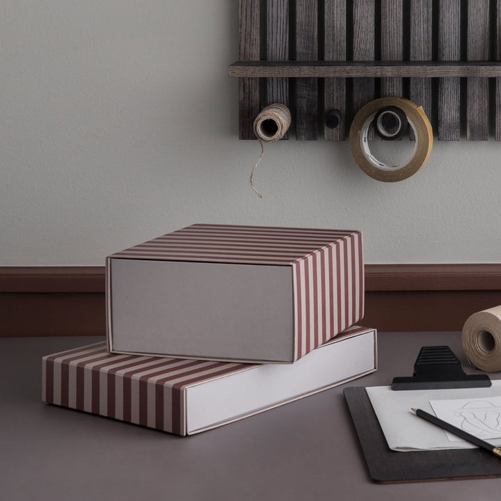 Striped Box von ferm Living