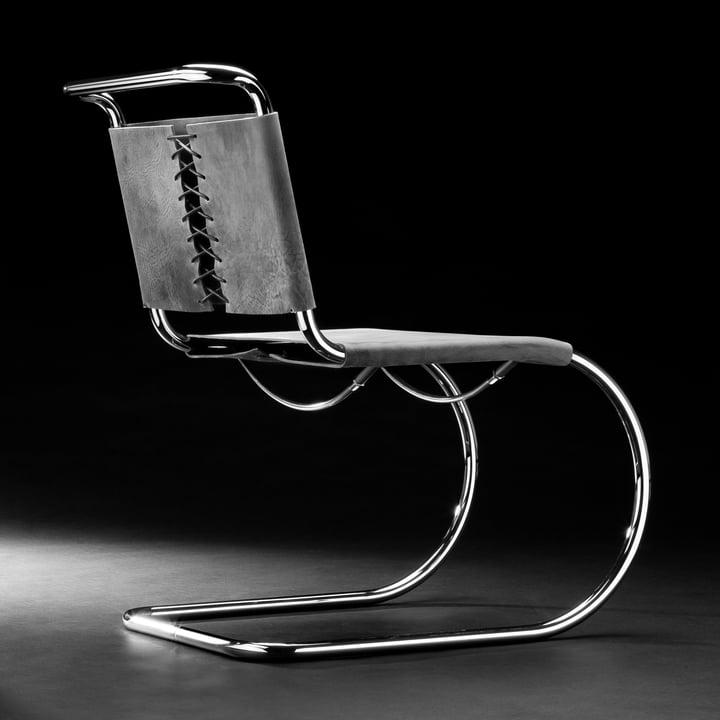 S 533 L Stuhl von Ludwig Mies van der Rohe für Thonet