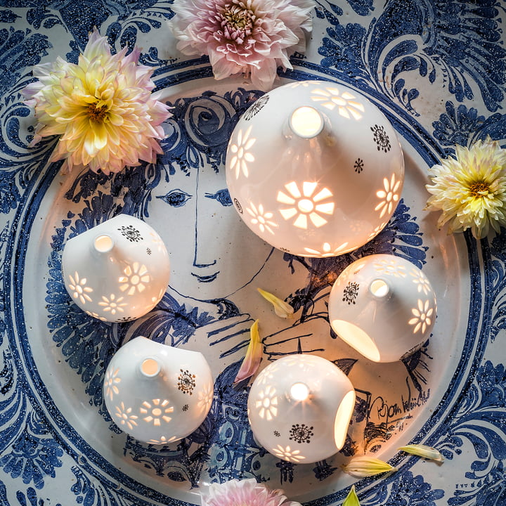 Teelichthalter von Bjørn Wiinblad