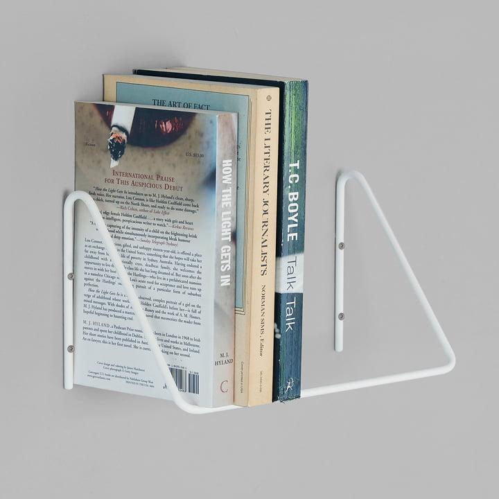 Das Konstantin Slawinski - S_R1 Bücherregal, weiß
