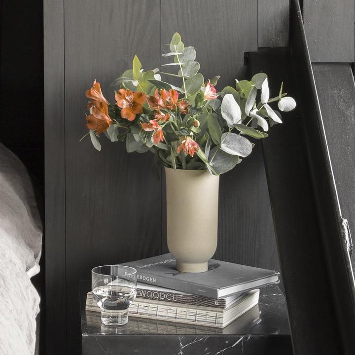 Cyclades Vase von Menu in Sand