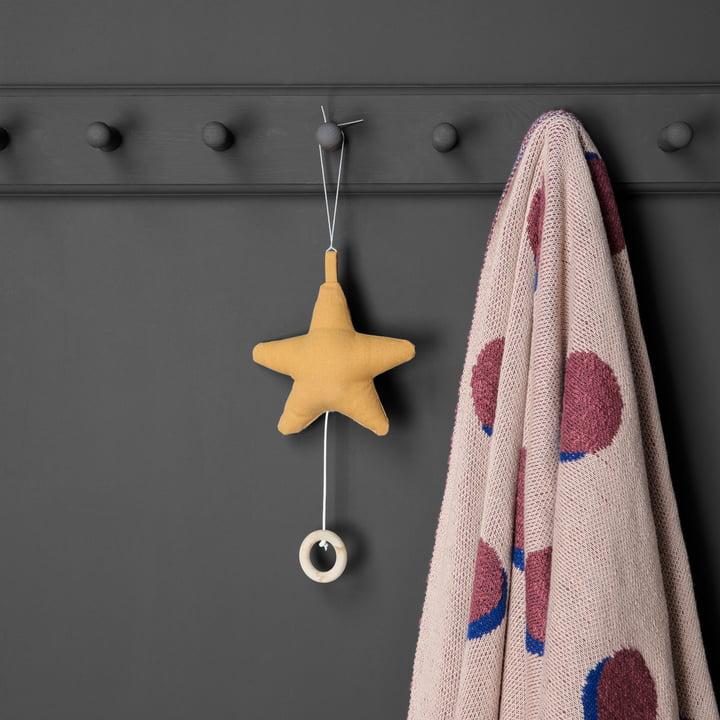 ferm Living - Star Spieluhr