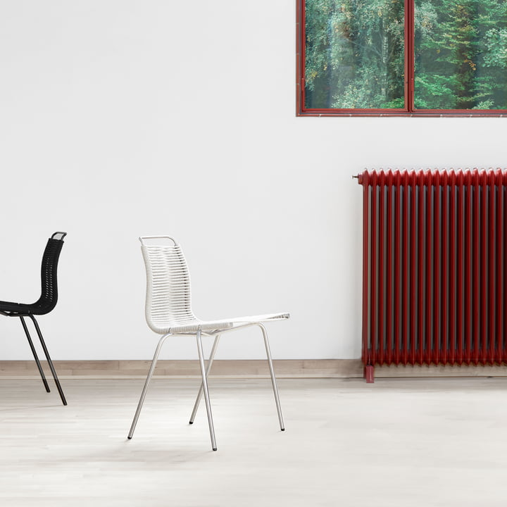 Der Carl Hansen - PK1 Indoor-Stuhl