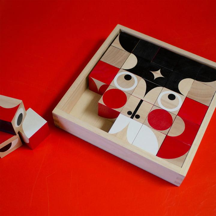 Deluxe FaceMaker Holzspielzeug von Miller Goodman