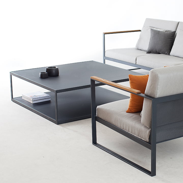 Garden Easy Tisch, Chair und Sofa von Röshults