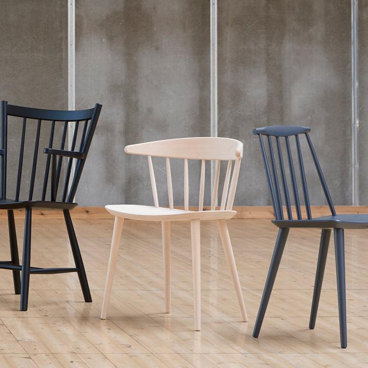 Hay - J104 Chair, Buche (natur)