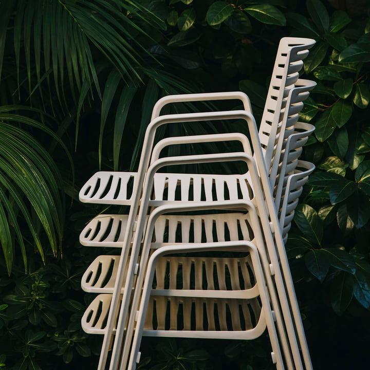 Zebra Armlehnstuhl von Fast