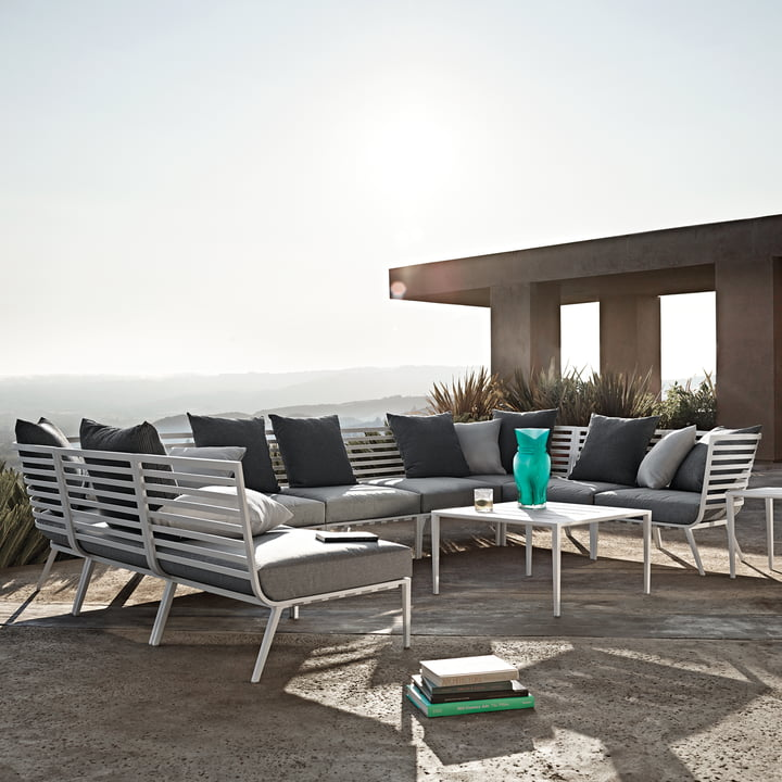Gloster - Vista Lounge-Serie