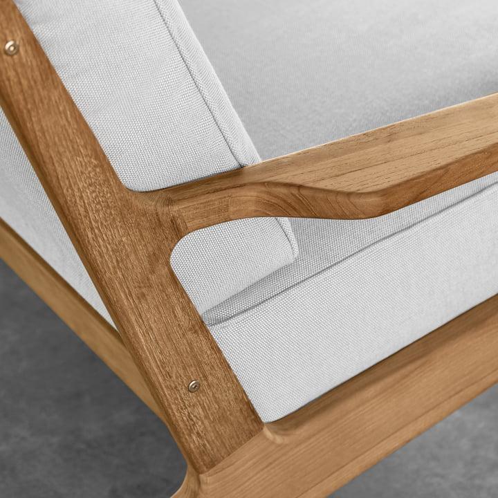 Der Gloster - Bay Lounge Chair im Detail