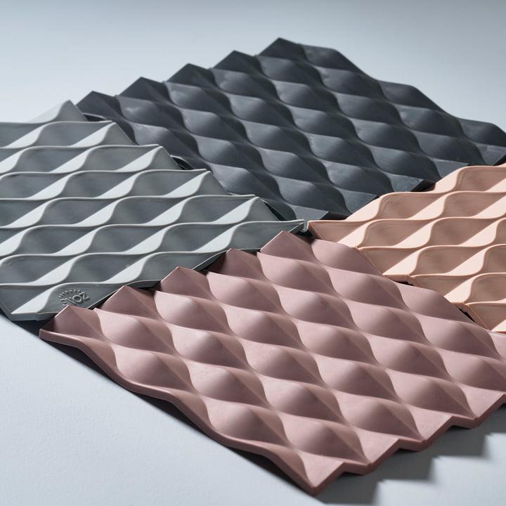 Origami Untersetzer von Zone Denmark