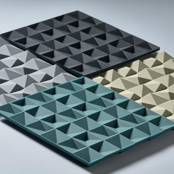 Origami Untersetzer Mix von Zone Denmark