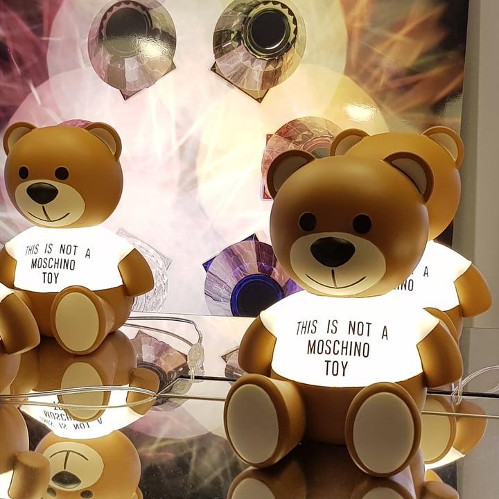 Kartell - Moschino Teddy-Leuchte