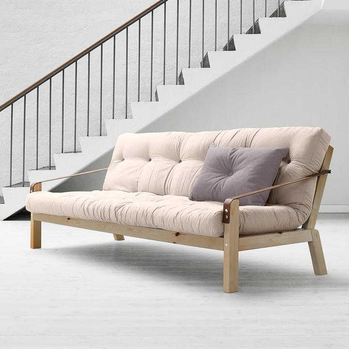 Karup - Poetry Sofa, Kiefer natur / vision (747)