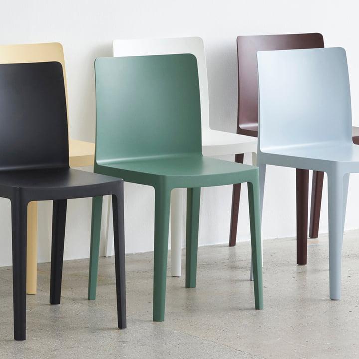 Der Hay - Élémentaire Chair, Gruppe