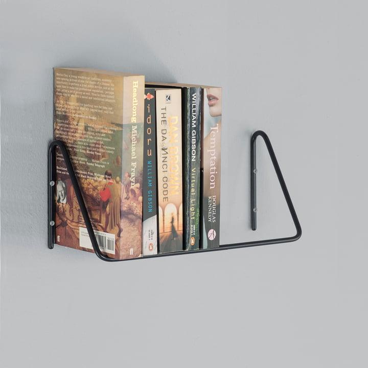 Konstantin Slawinski - S_R1 Bücherregal, schwarz