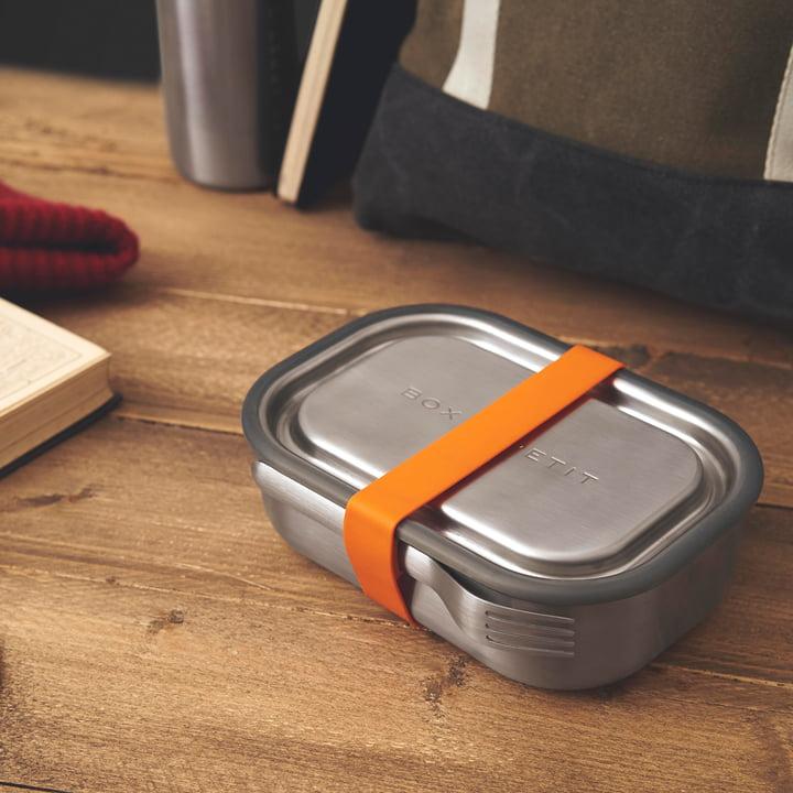 Die Black + Blum - Edelstahl Lunch Box