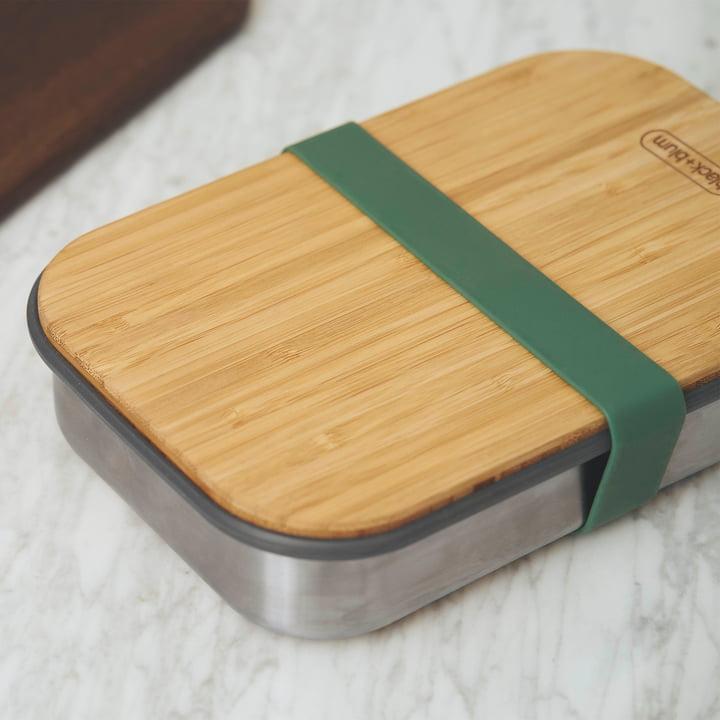 Edelstahl Sandwich Box von Black + Blum