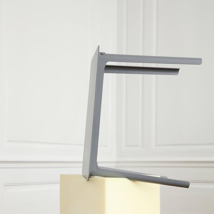 Der Normann Copenhagen - Steady Tisch, 41 x 60 x H 46 cm in graphit