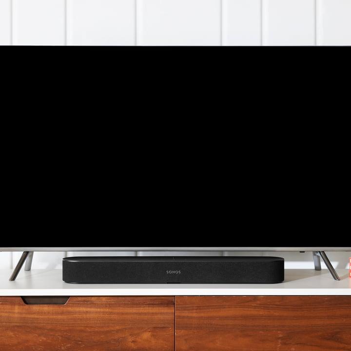 Sonos - Beam Smart Speaker, schwarz