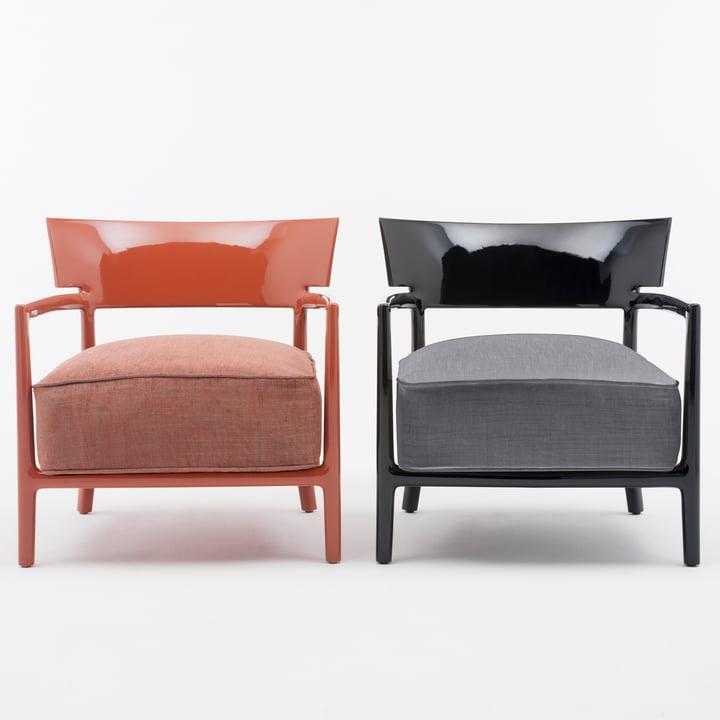Der Kartell - Cara Sessel in verschiedenen Farben