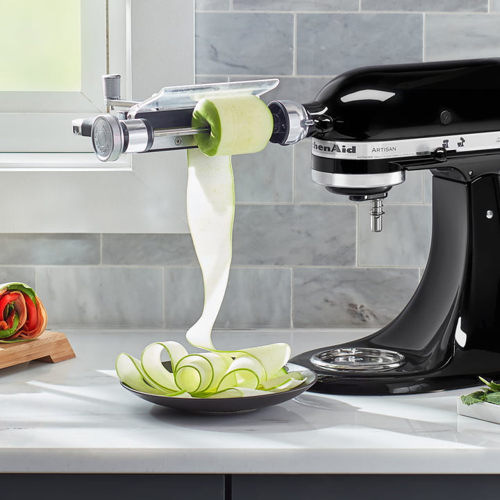 Gemüseblattschneider für alle Küchenmaschinen von KitchenAid