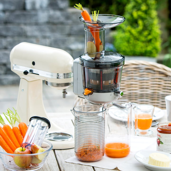 KitchenAid - Entsafter für alle Küchenmaschinen
