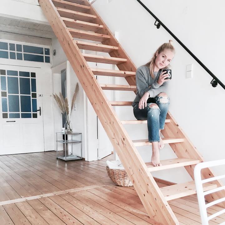 Homestory: Zu Besuch bei Instagrammerin Sandra Schubert (@karlas_view)