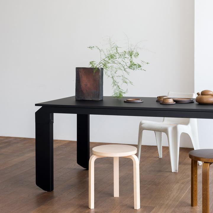 novak tisch von objekte unserer tage connox. Black Bedroom Furniture Sets. Home Design Ideas