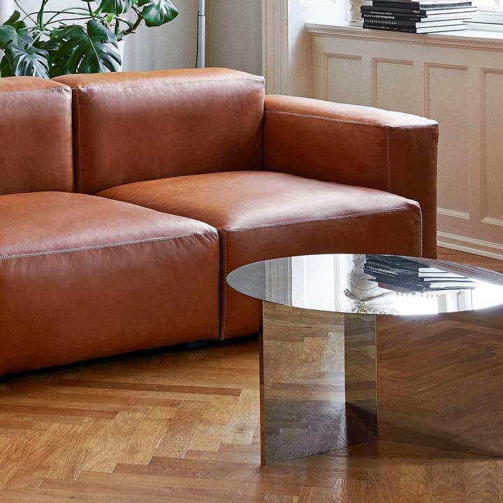 Mags Soft Sofa 3 Sitzer Von Hay Connox