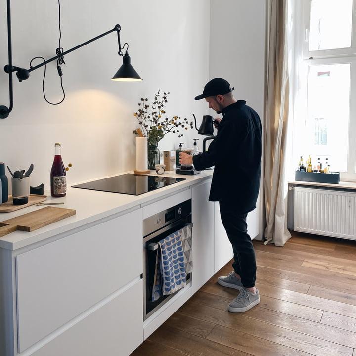Homestory: Wohnungs-Update mit Muuto bei @_alexwess