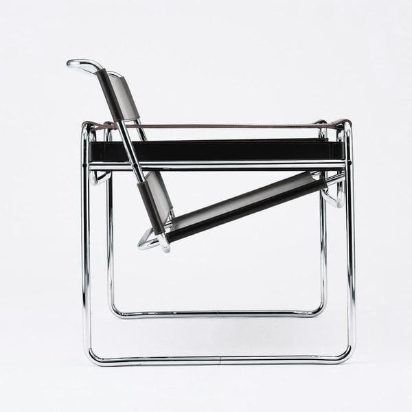 Der B3 Wassily Stuhl von Knoll