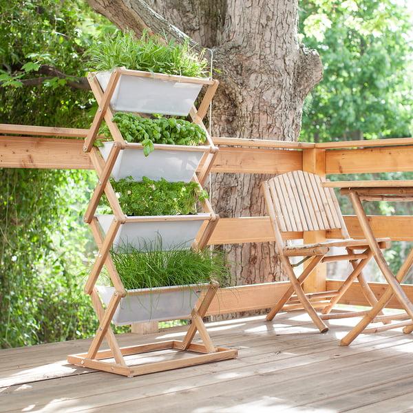 Balkon Gestalten 5 Tipps Fur Ihre Freiluftoase Connox