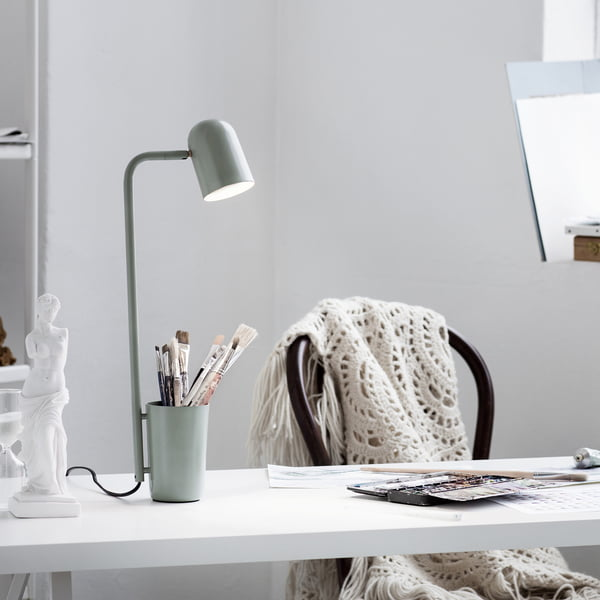 Ideen Die Richtige Beleuchtung Am Arbeitsplatz Und Im Büro 2018: Büro Einrichten: Ideen Für Das Home-Office