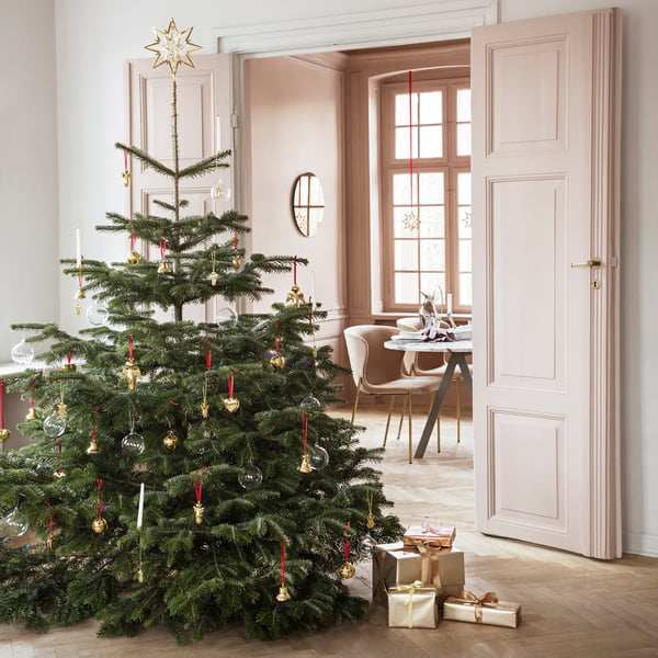 weihnachtsbaum deko kreative ideen und tipps. Black Bedroom Furniture Sets. Home Design Ideas
