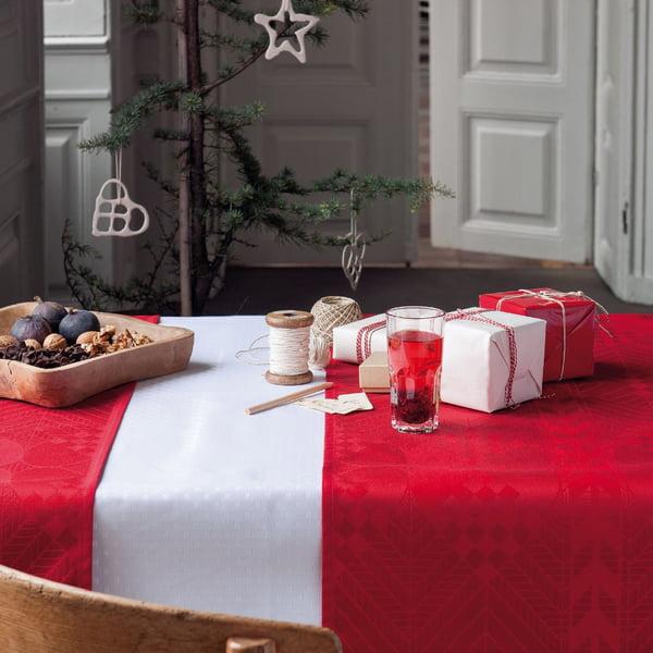 Weihnachtsschmuck In Rot Grun Und Gold Connox