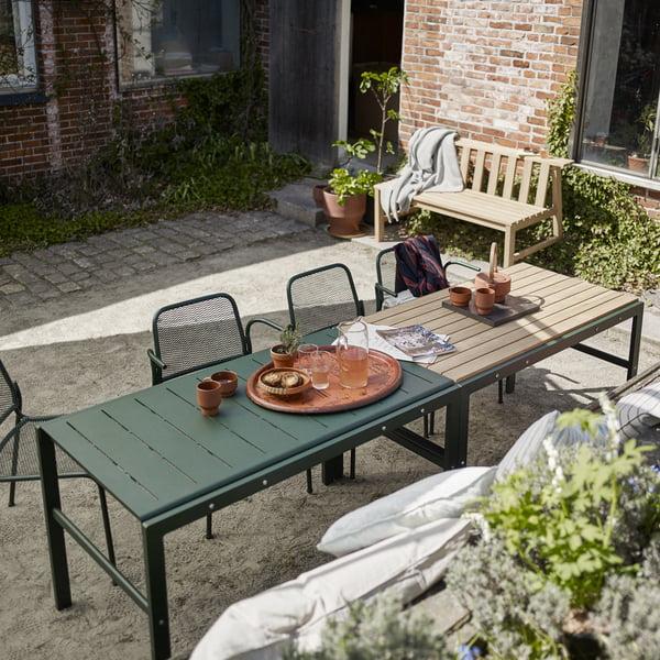 platzsparend ideen sessel de, balkon gestalten: 5 tipps für ihre freiluftoase | connox, Innenarchitektur
