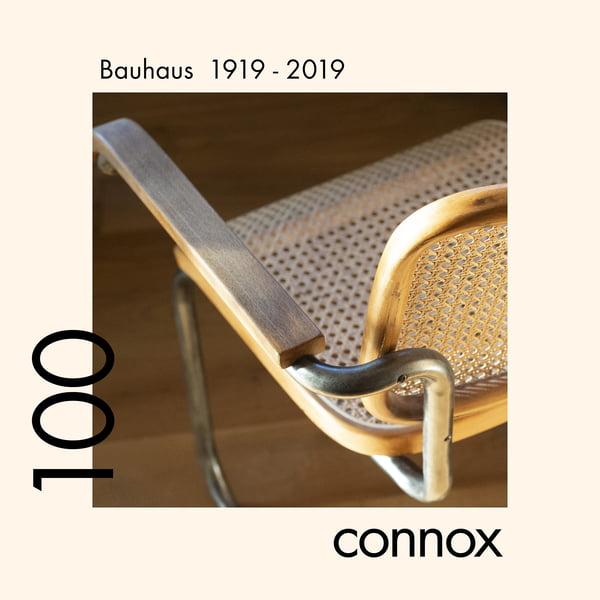 100 Jahre Bauhaus Whitepaper Landingpage