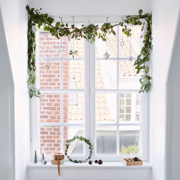 weihnachtstrends 2019 nat rlich sch ne deko ideen connox. Black Bedroom Furniture Sets. Home Design Ideas
