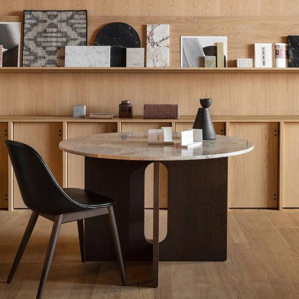 Menu - Androgyne Tisch