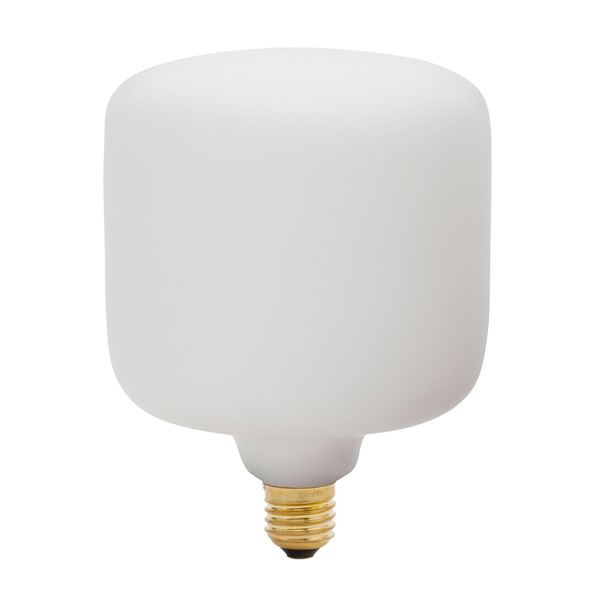 Oblo LED-Leuchtmittel E27 6W, Ø 12,5 cm von Tala in weiß matt