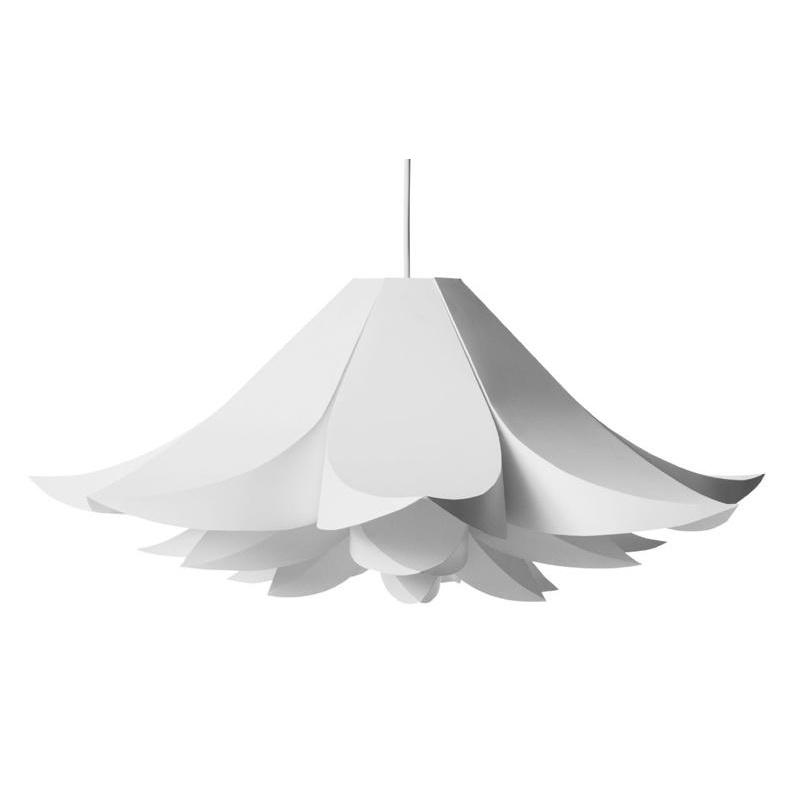 Normann Copenhagen - Norm 06 - abat-jour - blanc/feuille/Taille 2/Ø62cm